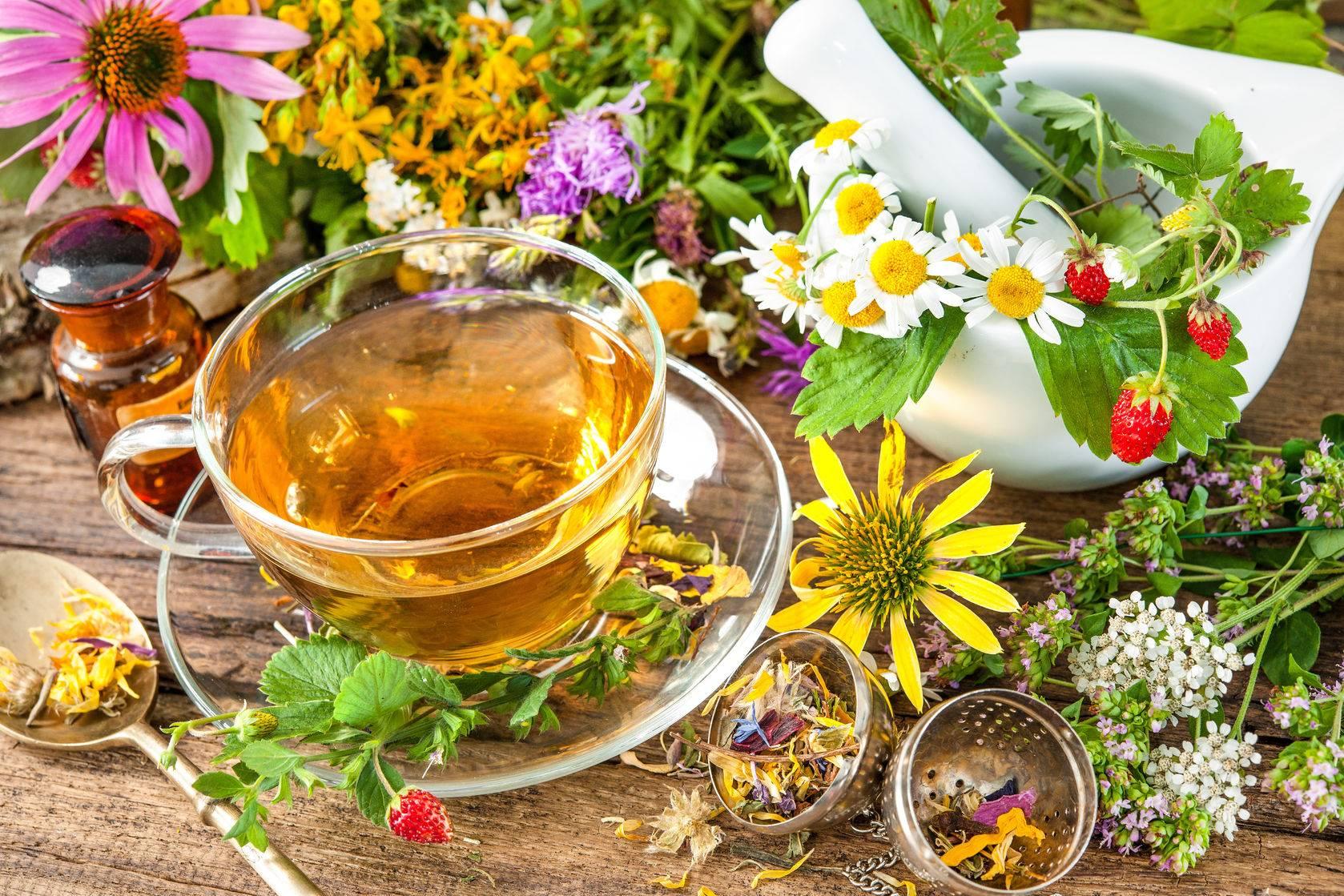 Успокаивающий чай. ваши нервы скажут вам спасибо