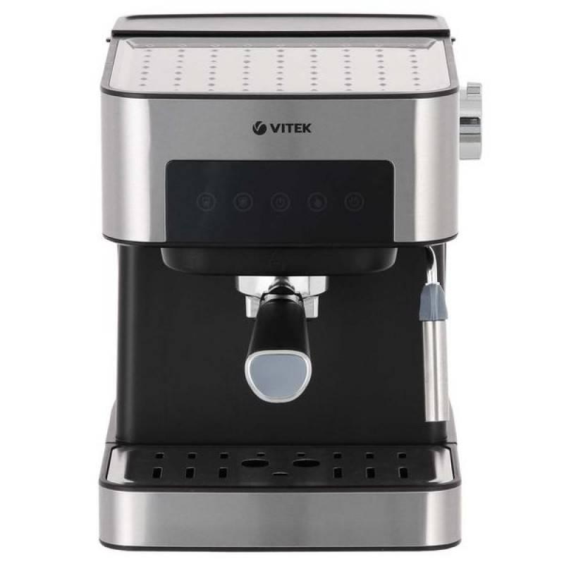 Кофеварка vitek (23 фото): как пользоваться моделями эспрессо vt с капучинатором, отзывы