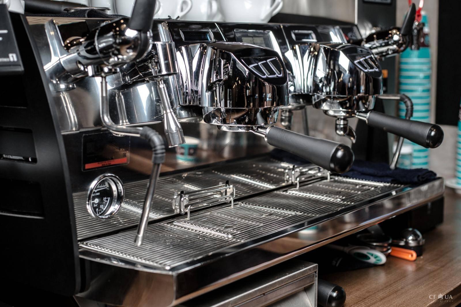 Какую кофемашину выбрать для кофейни в 2019-2020 году