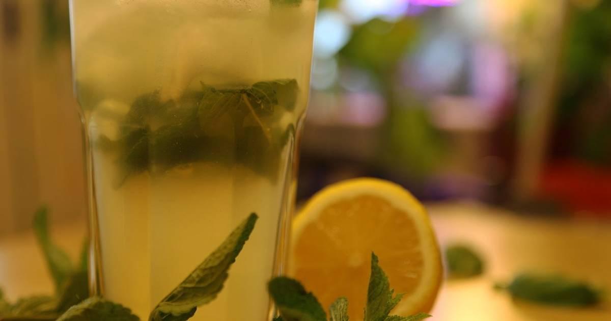 Имбирный лимонад: рецепт приготовления :: syl.ru