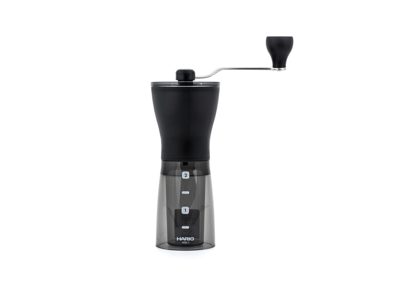 Измельчение кофе в кофемолке, какой бывает помол, другие способы измельчения кофе