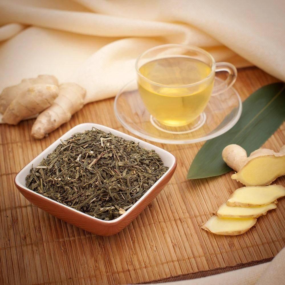 Чай с имбирём польза и вред, свойства для мужчин, женщин
