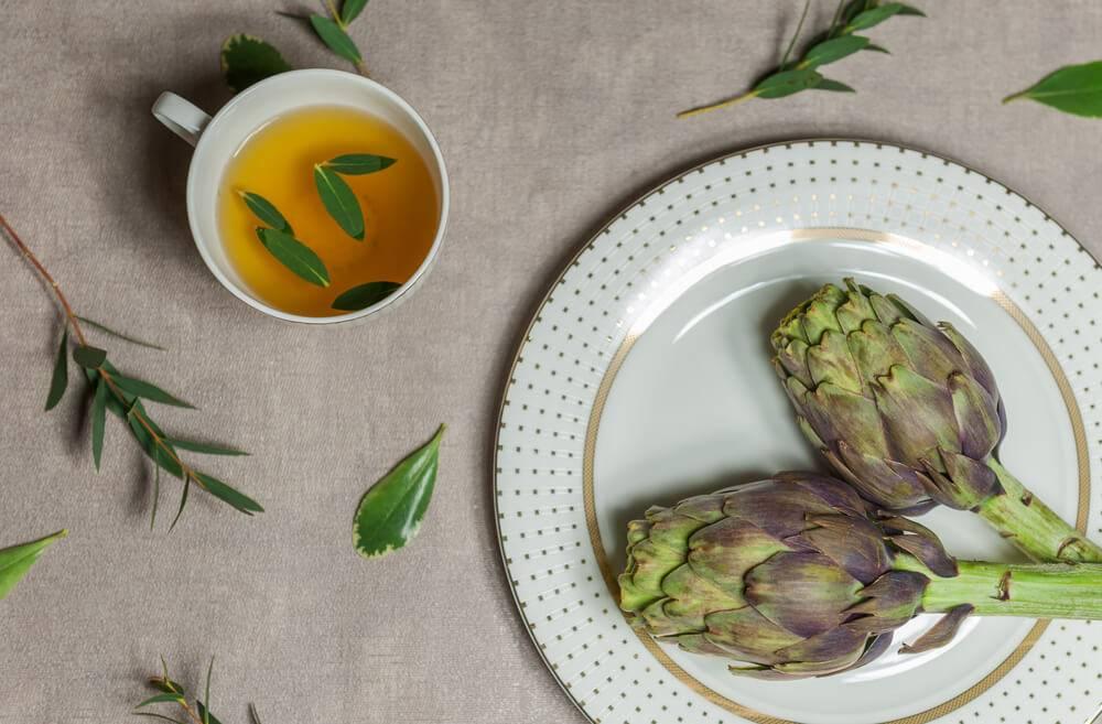 Лечебный чай из артишока — полезные свойства и противопоказания