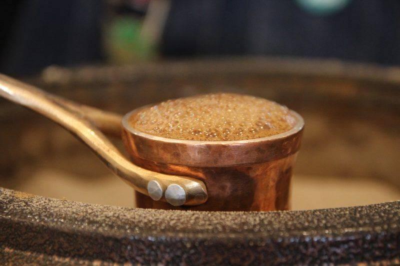 Как варить кофе по-турецки: видео рецепт