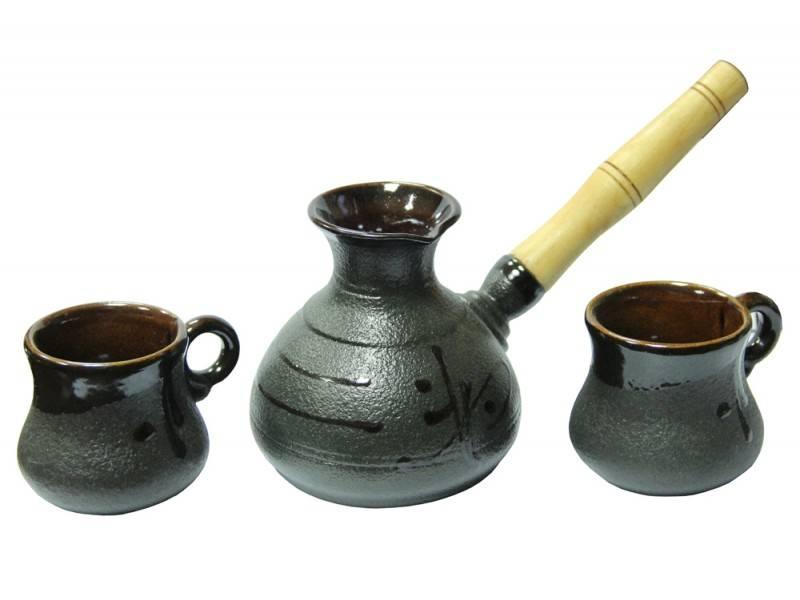 Турка для кофе - как выбрать?