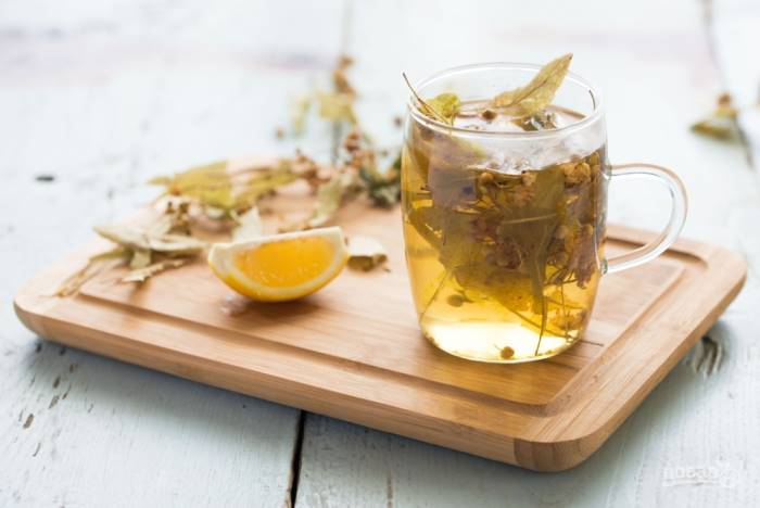 Применяем правильно чай из липы