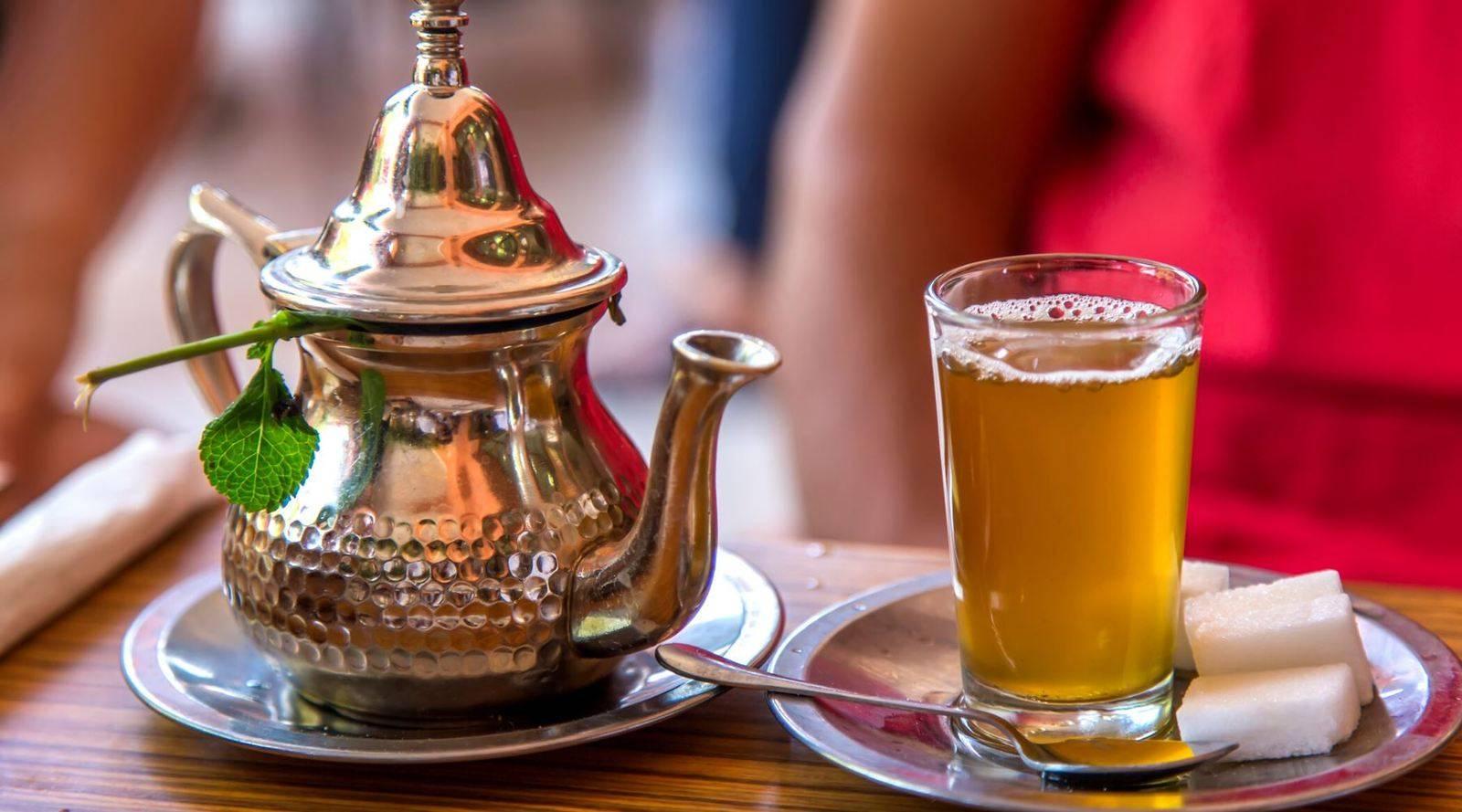 Как приготовить марокканский чай: 7 рецептов, состав, полезные свойства
