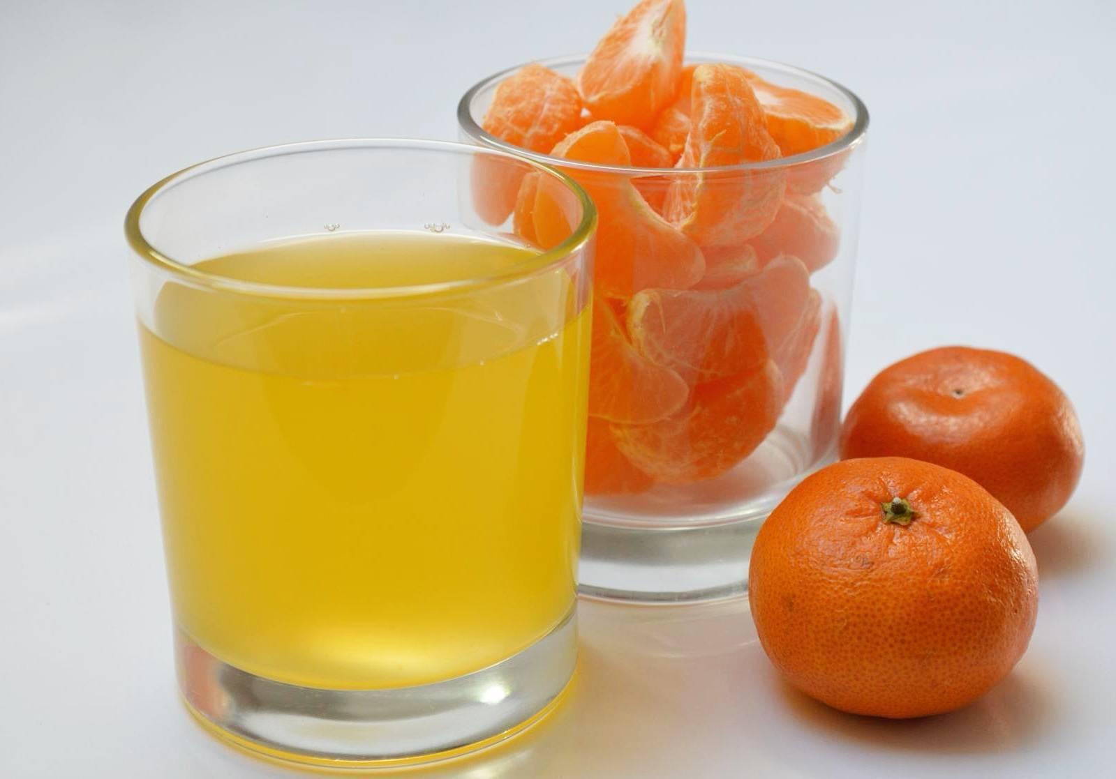 Чай с мандарином: рецепты с корками, мякотью и соком фрукта - мир здоровья