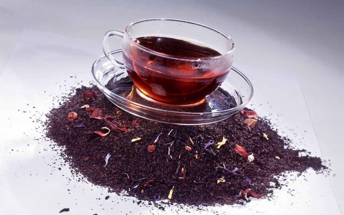 Какой чай пить при гипертонии