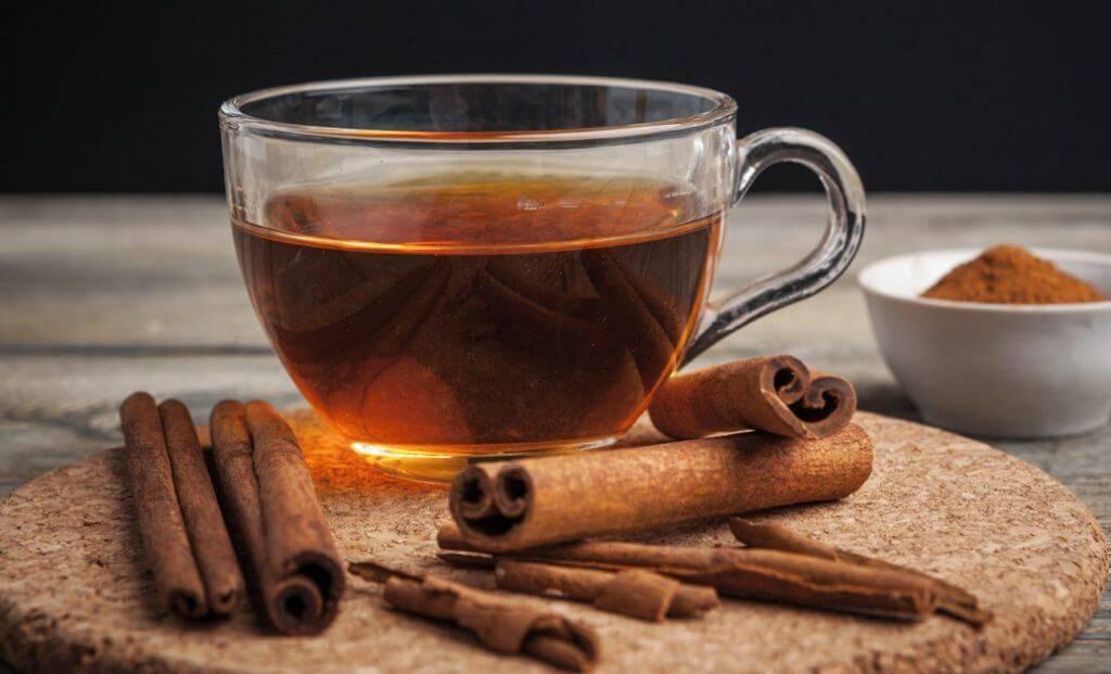 5 видов чая с корицей для здоровья и стройности: особенности, рецепты
