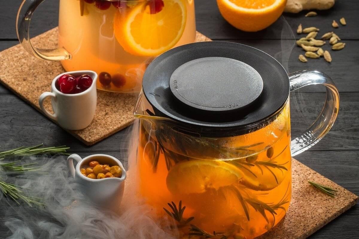 Чай с облепихой – источник бодрости и здоровья