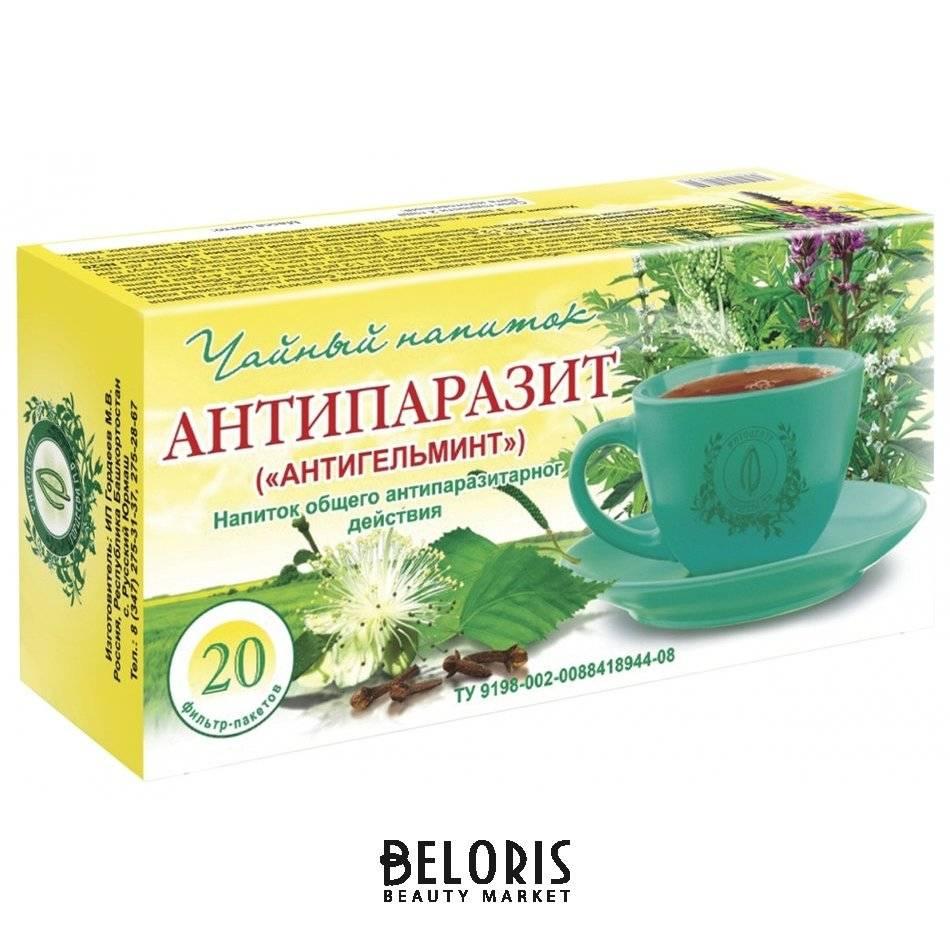Лечебные свойства, состав и применение антипаразитарных травяных чаев