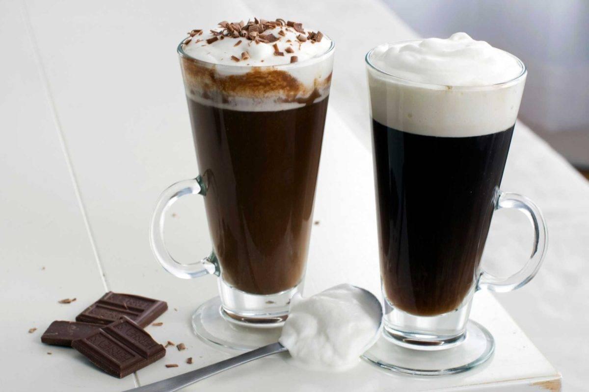 Белое и черное, сладость и горечь кофе по-ирландски