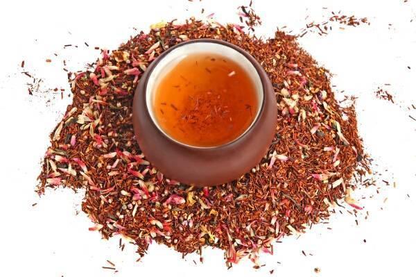 Чай ройбуш: польза и правила приготовления