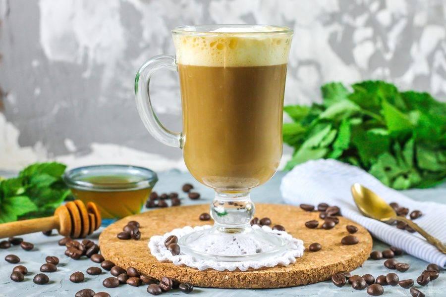 Кофе с медом: лучшие рецепты приготовления вкусного напитка