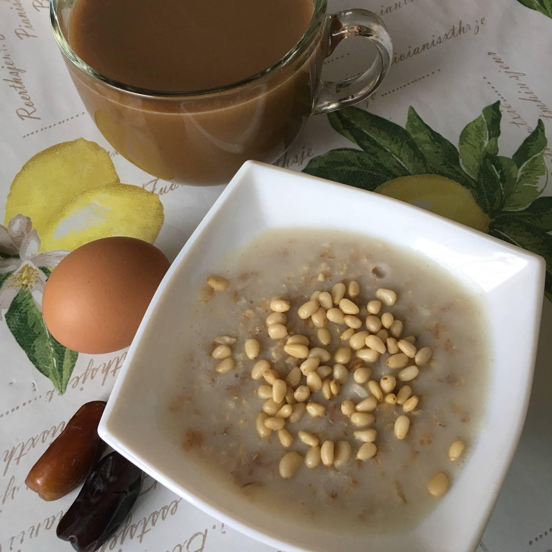 Рецепты кофе с кедровыми орехами
