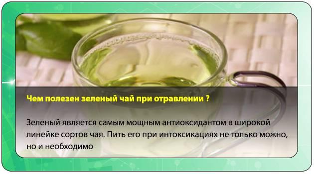 Крепкий чай без сахара при диарее