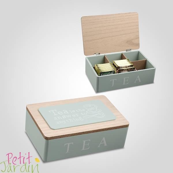 Что сделать из коробки из под чая самостоятельно: 12 идей