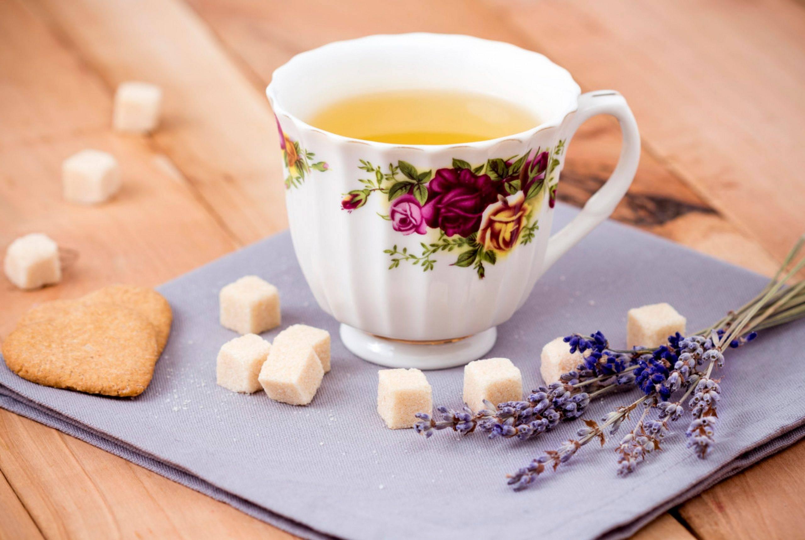 Как приготовить лавандовый чай? - just help us