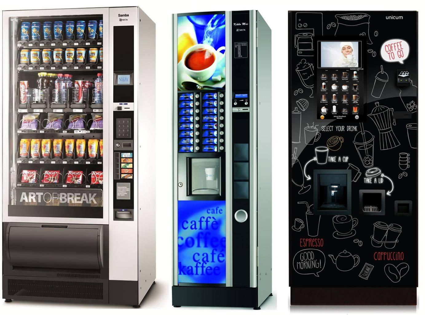 Все что нужно знать о бизнесе на кофейных автоматах: плюсы, минусы, риски