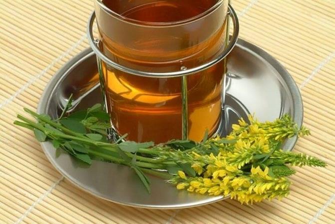Чай от кашля - рецепты чайных напитков