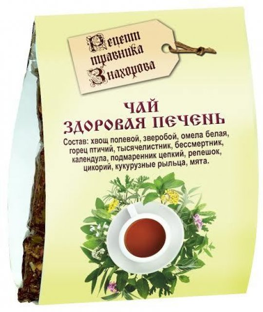 Печеночный чай, зеленый чай польза и вред для печени