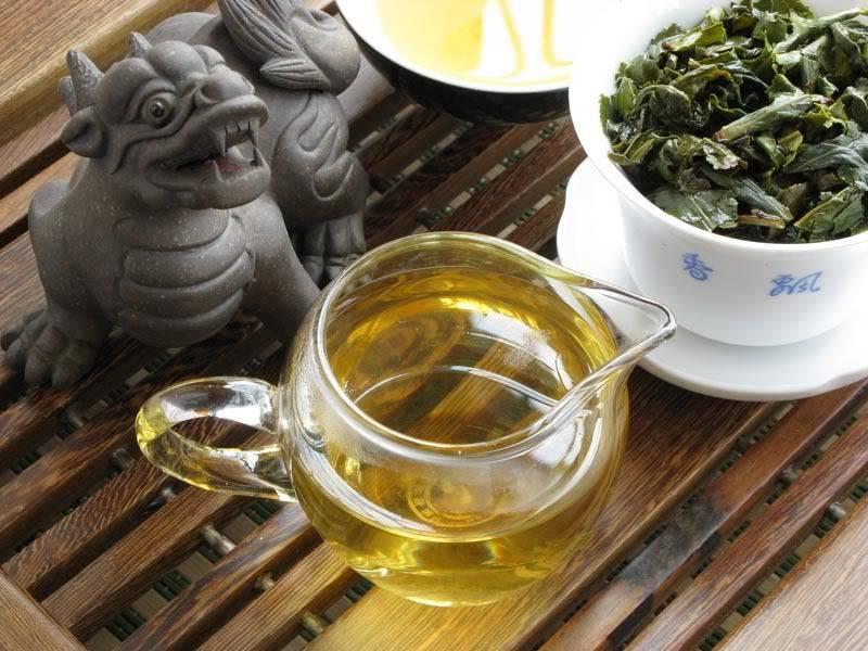 Чай тянь жень: польза и особенности