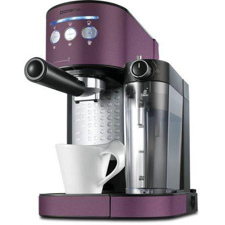 Кофеварки polaris