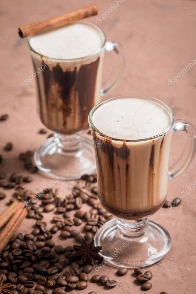 Кофе со льдом - как называется, как готовится, 5 рецептов холодного кофе