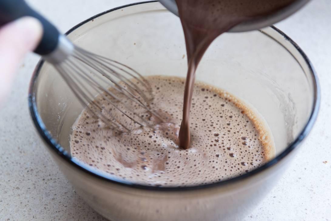 Рецепт какао из какао порошка с молоком