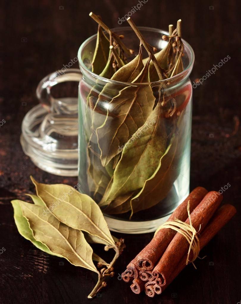 Чай из корицы и лаврового листа поможет сбросить вес