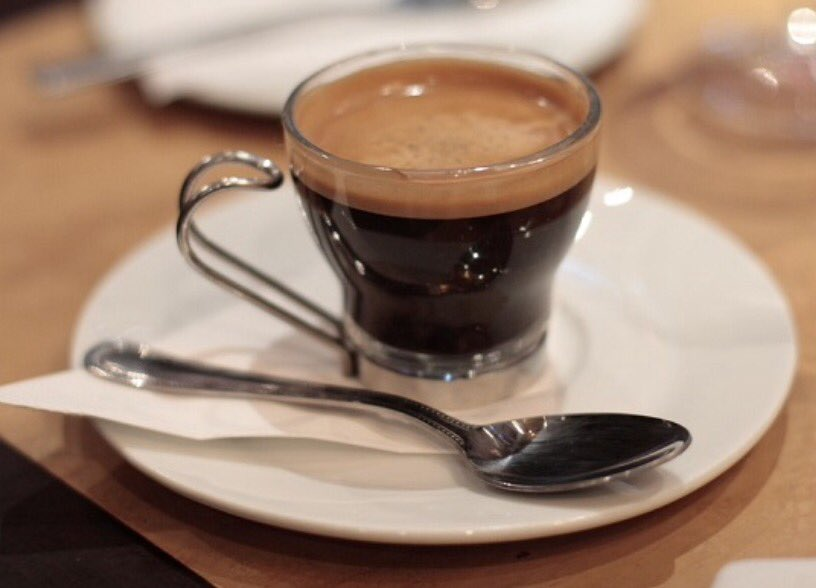 Кофе доппио – интересные сведения и способ подачи