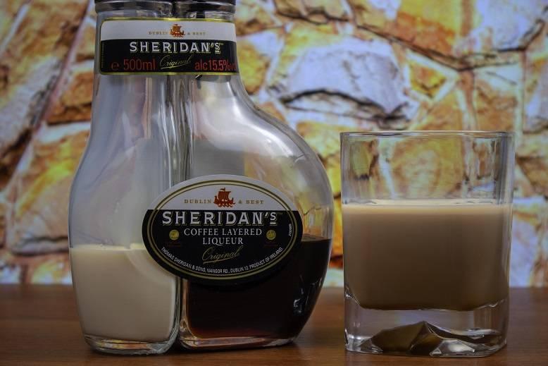 Как пить кофейный шеридан? все секреты правильного употребления и наливания ликера sheridan