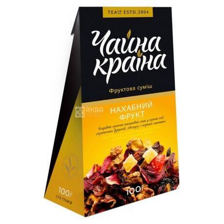 Чай «нахальный фрукт»: состав и свойства ароматной смеси