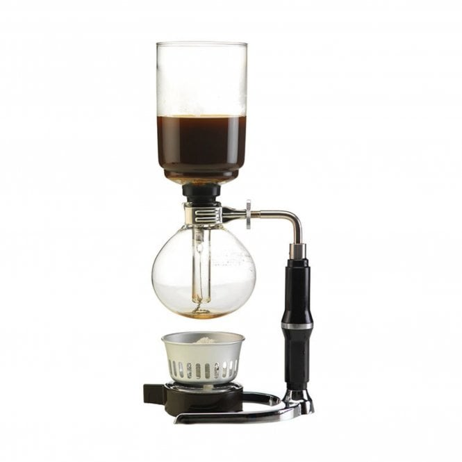 Сифон для варки кофе: принцип работы горелки, правила безопасности