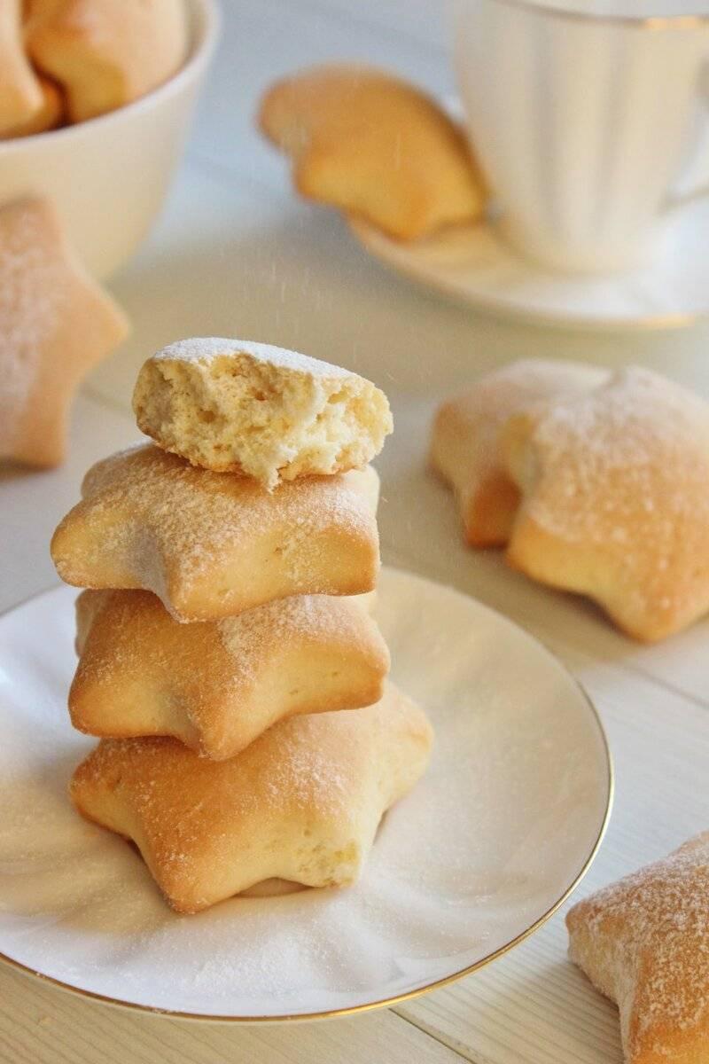 Домашнее печенье: 20 простых и вкусных рецептов