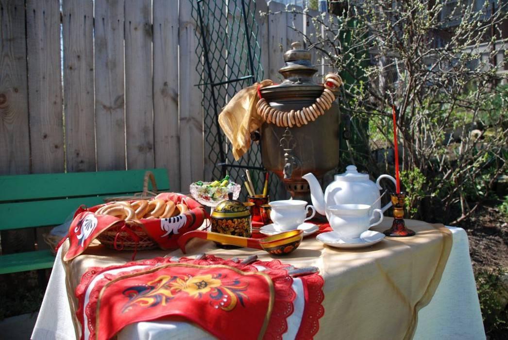 Культурные традиции русского чаепития - teaterra | teaterra