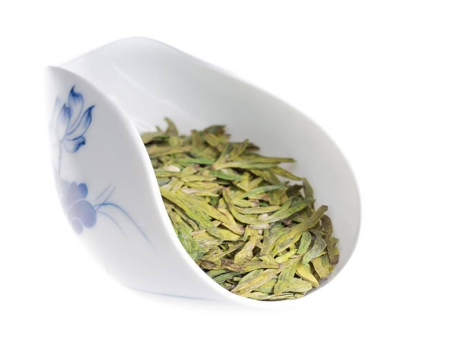 Чай лунцзин - полезные свойства и противопоказания