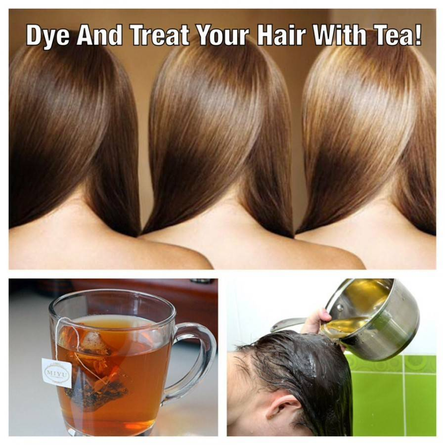 Зеленый чай для волос: польза, применение. как использовать чай для волос? черный чай для волос.