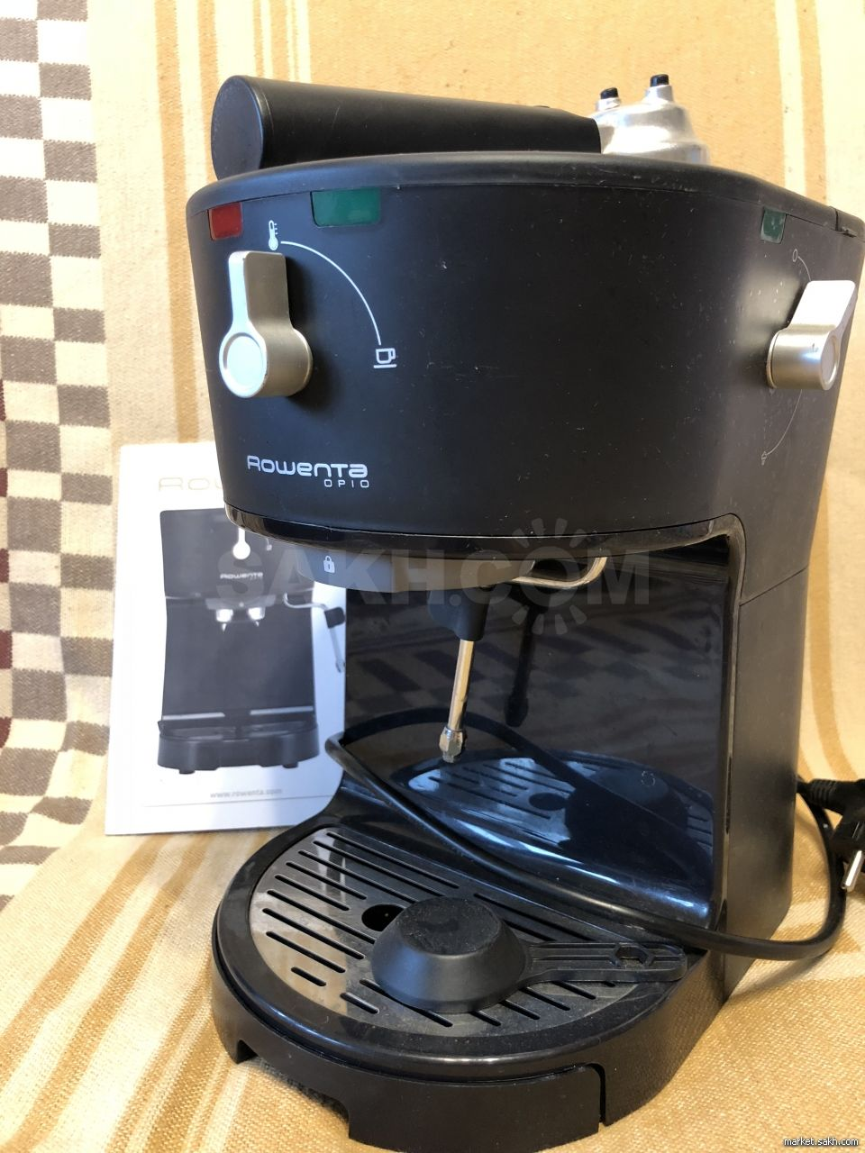 Кофеварки rowenta