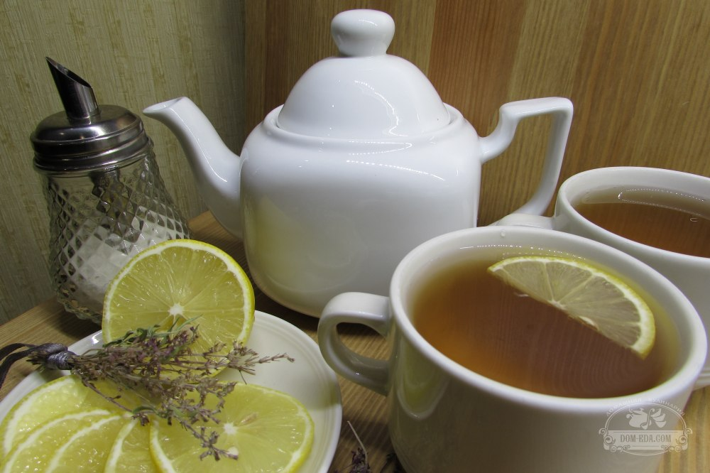 Целебный чай с чабрецом: польза и вред для различных категорий людей, а также принципы выбора хорошего продукта