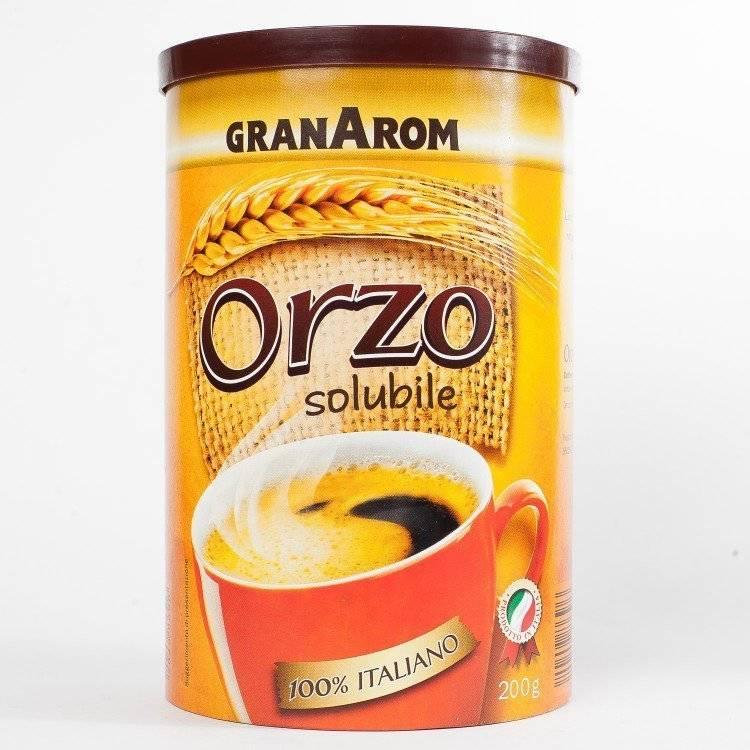 Кофейный напиток ячменный колос, польза и вред. ячменный кофе: польза и вред, рецепты приготовления