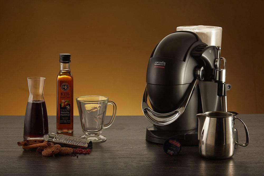 Итальянский производитель кофе di maestri