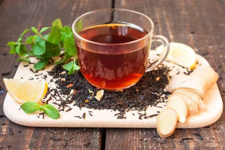 Имбирь в чай: сколько добавлять и как правильно употреблять (рецепт)
