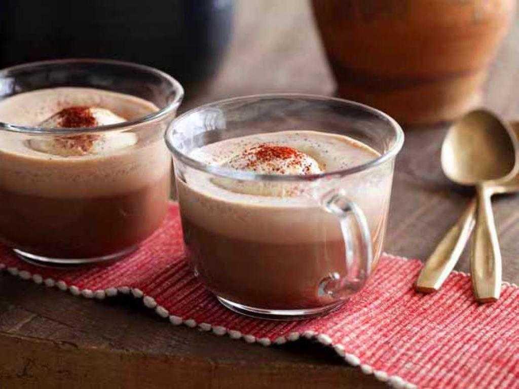Какао без молока