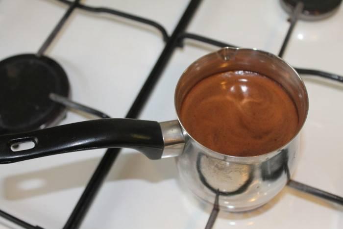 Капучино в турке: приготовление в домашних условиях