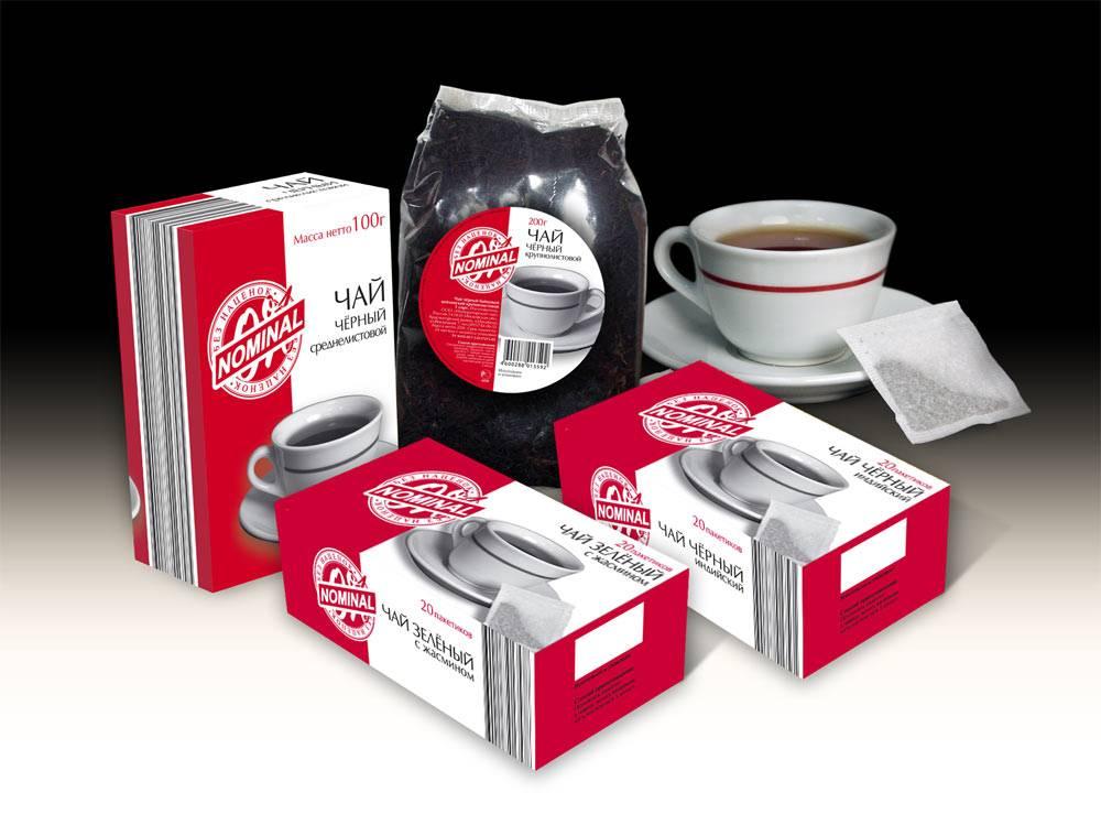 Чайная упаковка