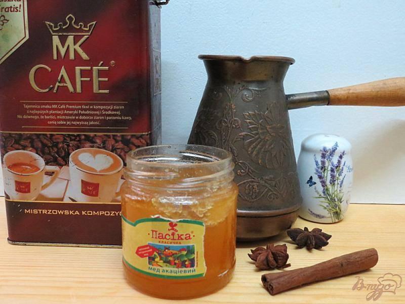Кофе с медом: лучшие рецепты