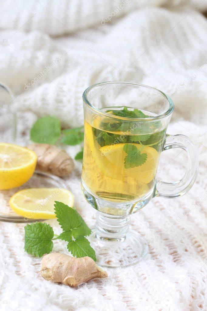 Зеленый чай с лимоном, польза | life-kiss