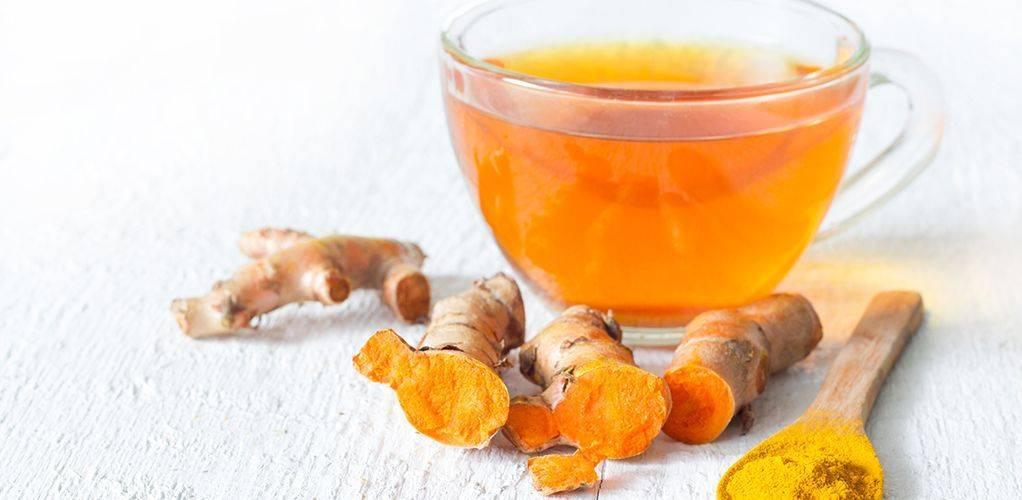 Чай из куркумы польза и вред. рецепты приготовления чая с куркумой